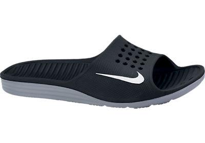 d253029f4c Nike Men S Nike Solarsoft Sandal Férfi 386163-011 Férfi Cipo/papucs-szandal