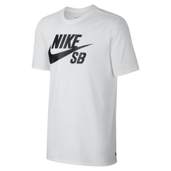 33763cf02a Nike SB Logo Tee 821946-100 Férfi Póló | Póló