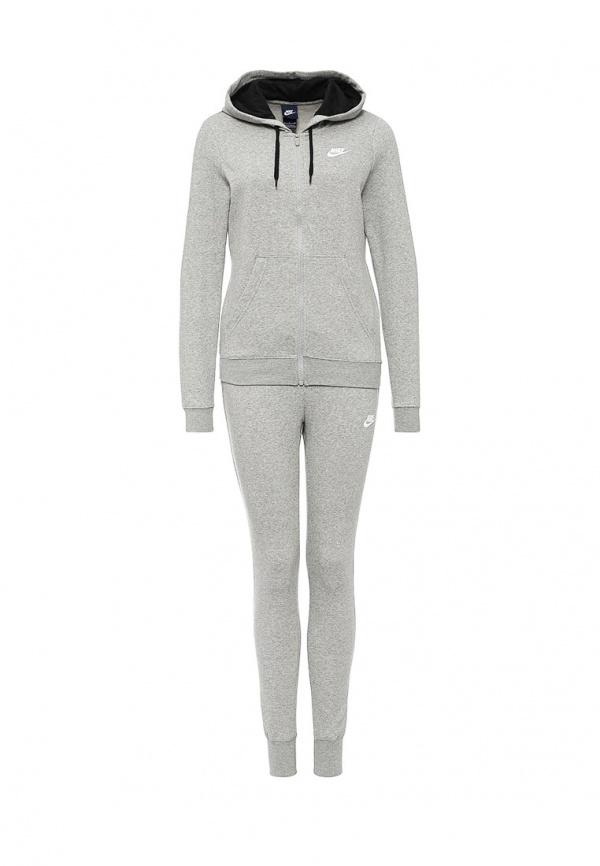 8f758c881f Nike W Nsw Trk Suit Flc 803664-063 Női Melegítő | Melegítő