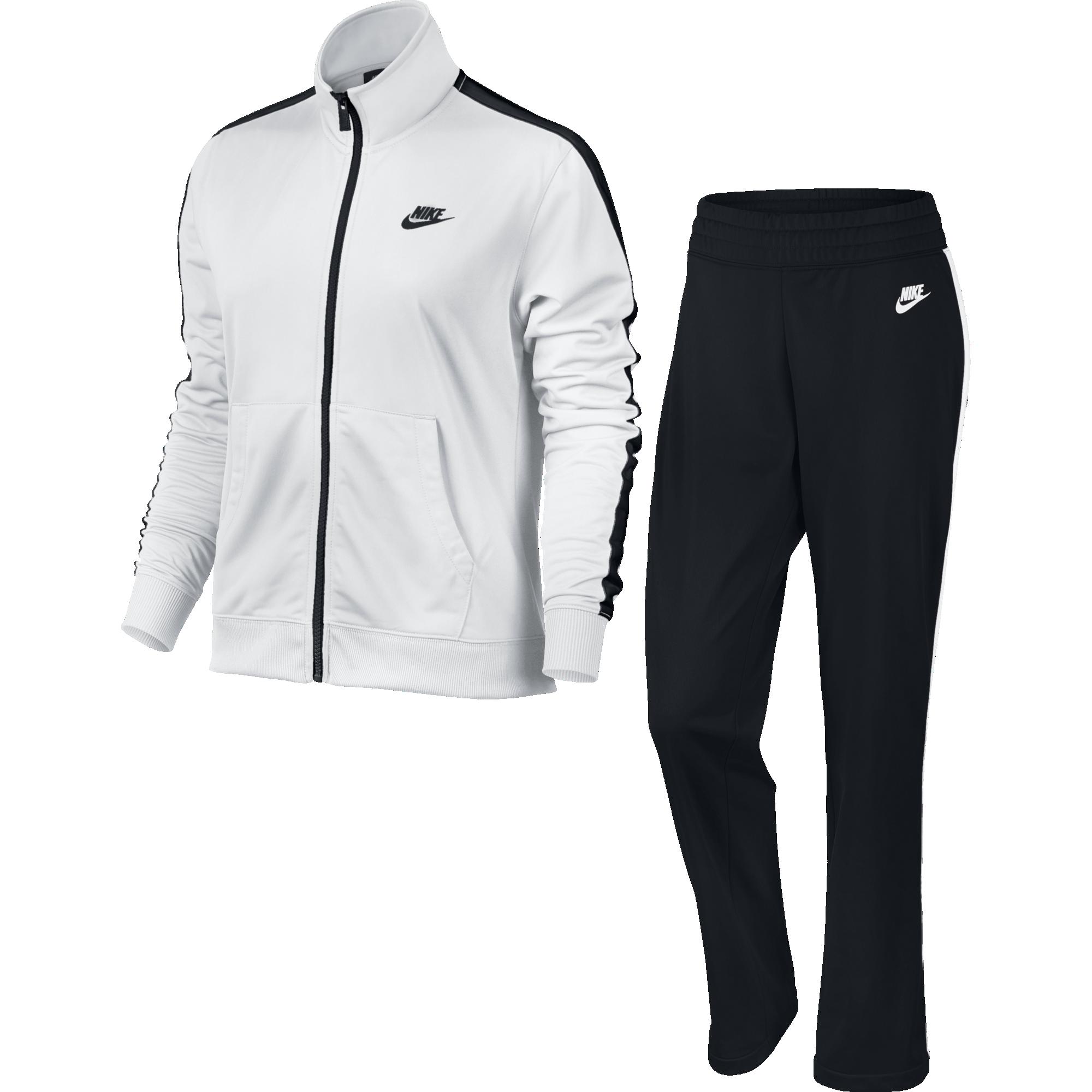 c39ac07e63 Nike Womens Nike Sportswear Track Suit 830345-100 Női Melegítő ...
