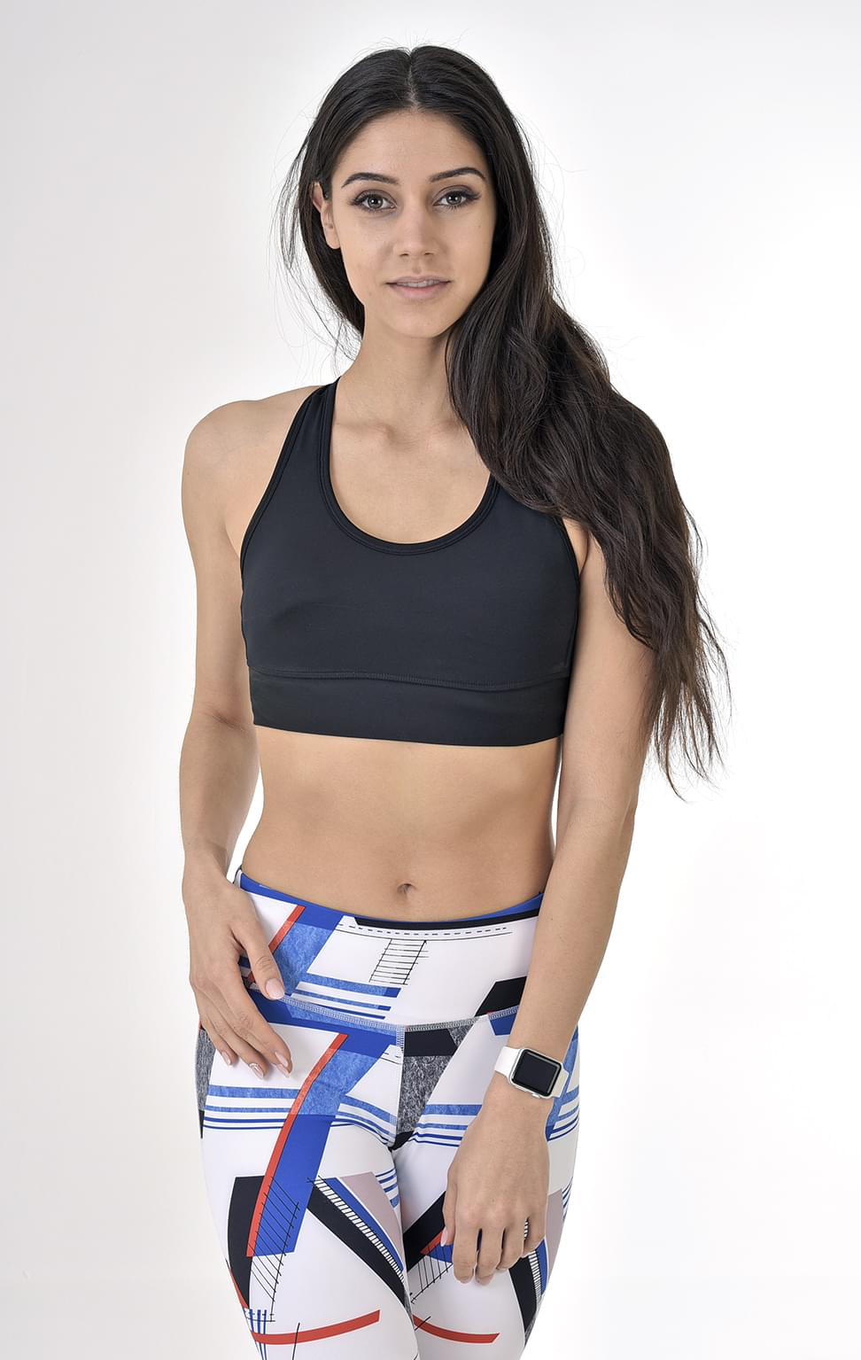 REEBOK RE TOUGH BRA D78704 Női sportmelltartó
