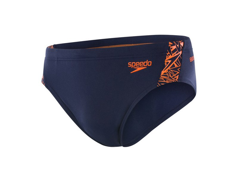 SPEEDO BOOM SPL 7CM BRIEF AM N ORANGE 8-10854C840 férfi Úszónadrág