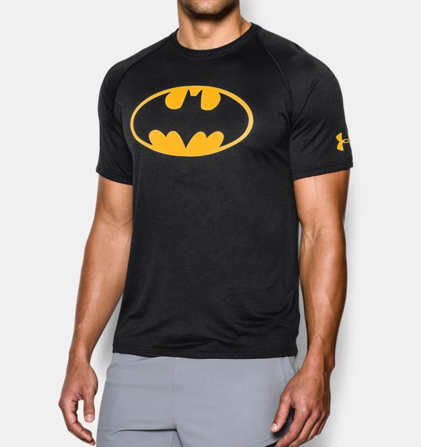 Under Armour Alter Ego Core Batman 1249872-001 Férfi Póló