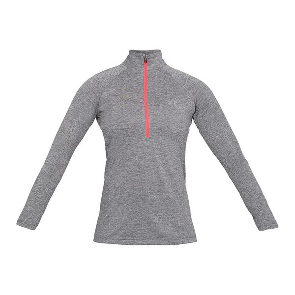 UNDER ARMOUR TECH 1 2 ZIP 1320128-040 női pulóver