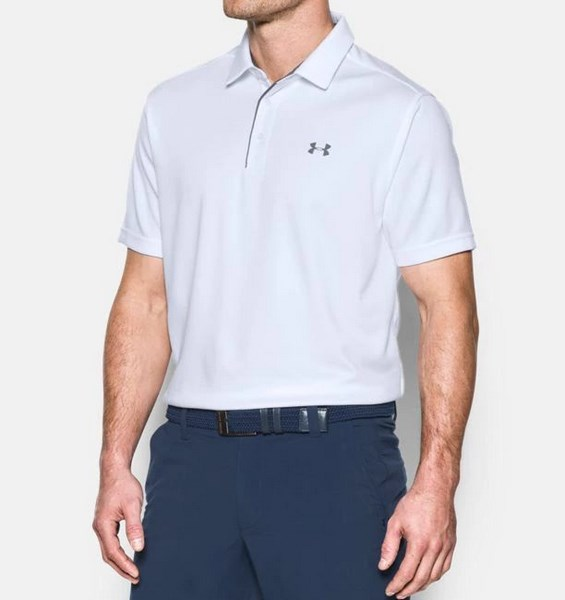 Under Armour Tech Polo 1290140-100 Férfi Póló