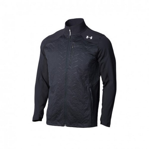 Under Armour UA CG Reactor Jacket 1298922-001 Férfi Zip Pulóver