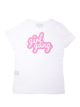 Dorko Drk Girls Gang T-shirt Women White Dtbts17w1800100 Női Póló
